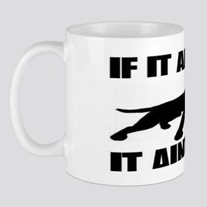 if it aint pit man shirt Mug